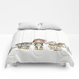Holiday Comforters