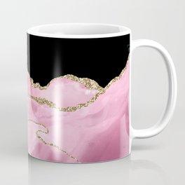Pink Marble Galaxy I Coffee Mug