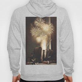 Lovely Head - Fireworks Hoody