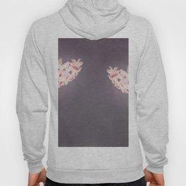 Pink Hyacinths Hoody