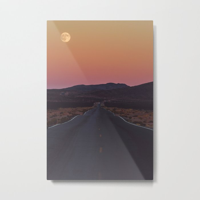 Full Moon Fever Metal Print
