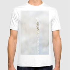 Frozen in time Mens Fitted Tee White MEDIUM