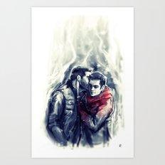 sterek III Art Print