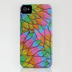 Meditaction Pattern iPhone (4, 4s) Slim Case