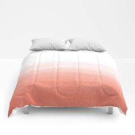 Blush Wash Comforters