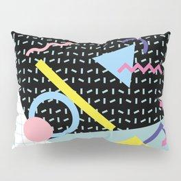 Memphis Pattern 6 - 80s - 90s - Retro Pillow Sham