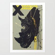 Trophy Kill Art Print