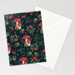 Colorful Forest 1A Stationery Cards