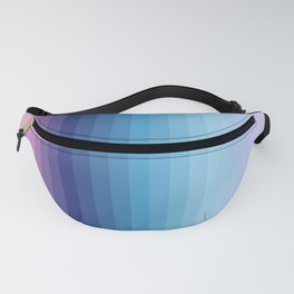 Cotton Candy Gradient Fanny Pack