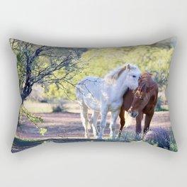 I've Got A Secret Rectangular Pillow