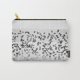 Dunlin I Carry-All Pouch