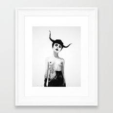 Sweetest Kill Framed Art Print