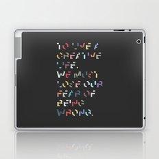Creative Life. Laptop & iPad Skin