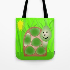 Little Turtle Tote Bag
