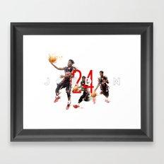 J.24 Framed Art Print