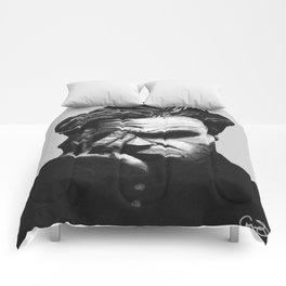 IN SHADOW Comforters