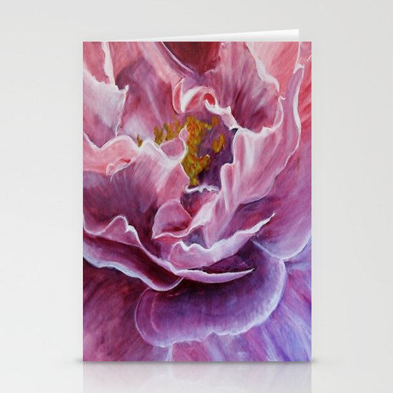 This rose Stationery Cards