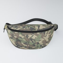 Forest alcohol camouflage Fanny Pack