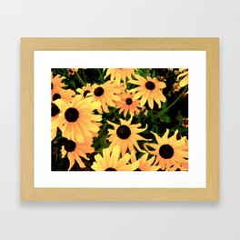 Flowers 2 Framed Art Print