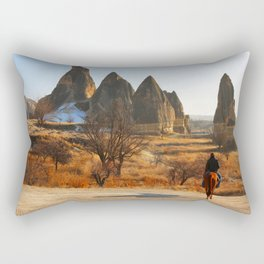 Western Style  Rectangular Pillow