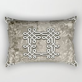Wonderful celtic knot Rectangular Pillow