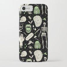 Whole Lotta Horror: BLK ed. Slim Case iPhone 7