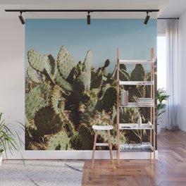 Canyon Cactus Wall Mural