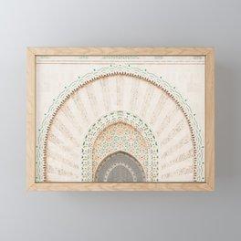 Morocco I Framed Mini Art Print