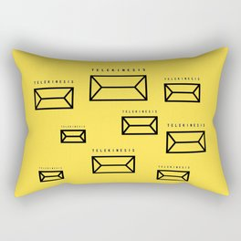 TELEKINESIS Rectangular Pillow