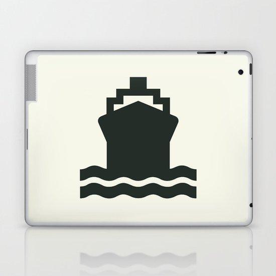 Ship Laptop & iPad Skin