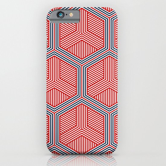Hexagon No. 2 iPhone & iPod Case