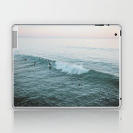 Let's Surf V Laptop & iPad Skin