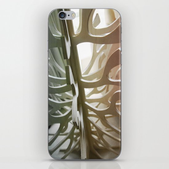 defining form iPhone & iPod Skin
