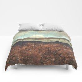 Copper Ground Comforters