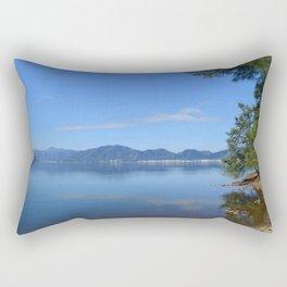 Marmaris from Netsel Marina Rectangular Pillow