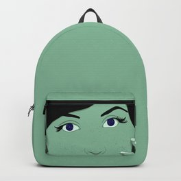 Stars in Her Eyes Backpack