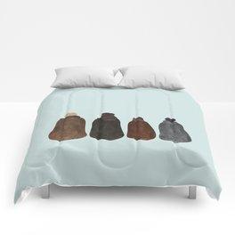 Kings and Queens Comforters