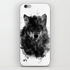 The Wolfpack iPhone & iPod Skin