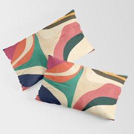 Impossible contour map Pillow Sham