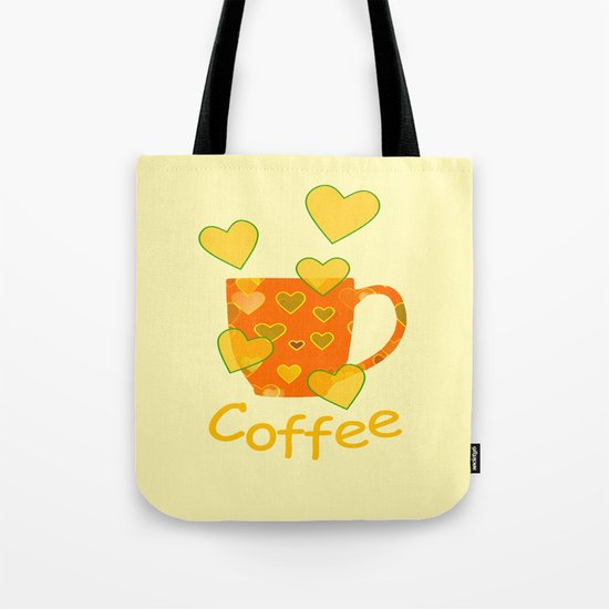 Coffee Fanatic Tote Bag