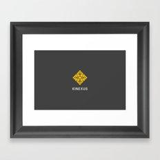 Kinexus Framed Art Print