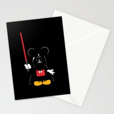 Darth Mickey Stationery Cards