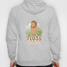 Floss Dance Move Lion Hoody