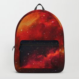 Nebula in Constellation Perseus Backpack