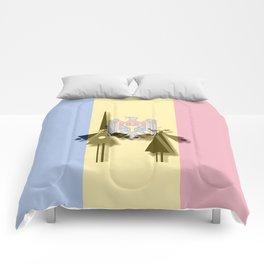 ESC Moldova 2011 Comforters
