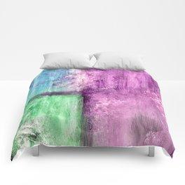 Abstract Window Comforters