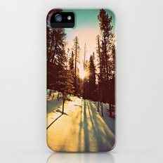 Winter Sun iPhone (5, 5s) Slim Case