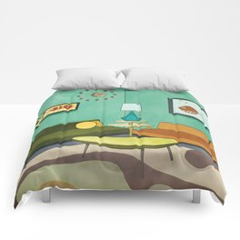 The Room 1962 Comforters