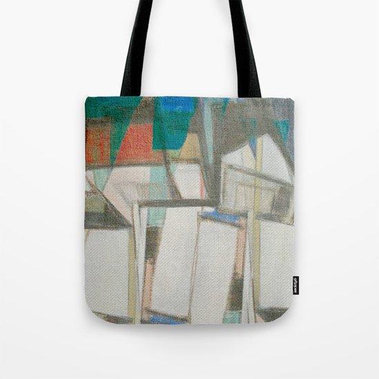 Stilt House 1 Tote Bag