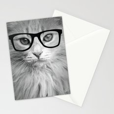 THE HIPPEST CAT Stationery Cards